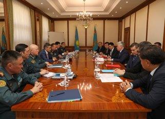 В Министерстве обороны обсудили вопросы развития ОПК