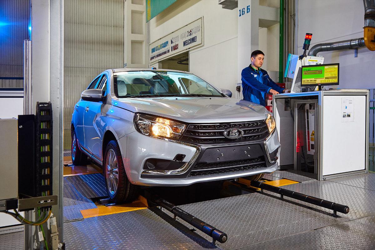 """""""Азия авто"""" сократил чистую прибыль в январе-сентябре более чем на 30%"""