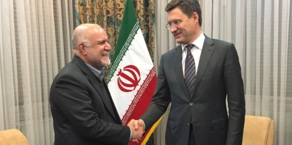 Россия в обход санкций готова перейти на расчеты в национальных валютах с Ираном