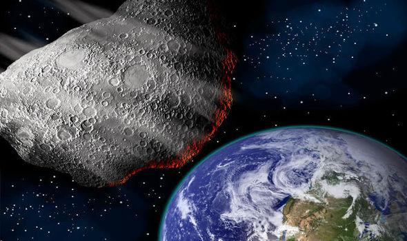 Гигантский астероид, превышающий по размеру пирамиду в Гизе, пролетит рядом с Землей в Рождество