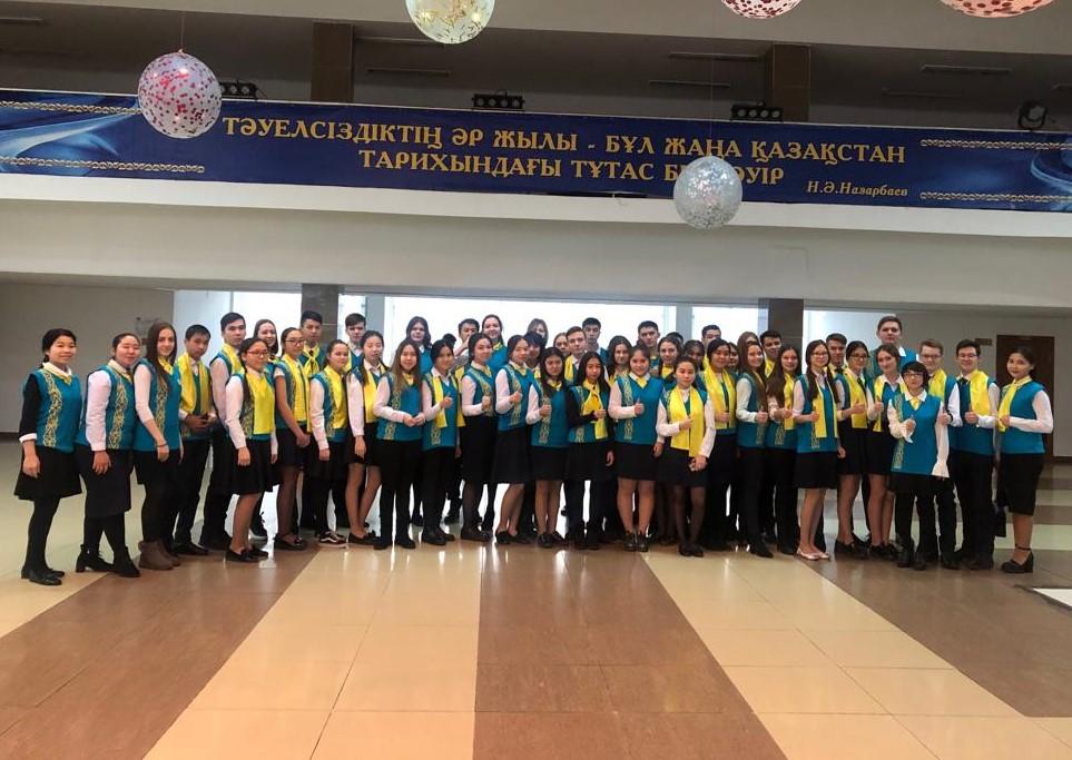 Школьники Павлодара показали отличные результаты на областной предметной олимпиаде