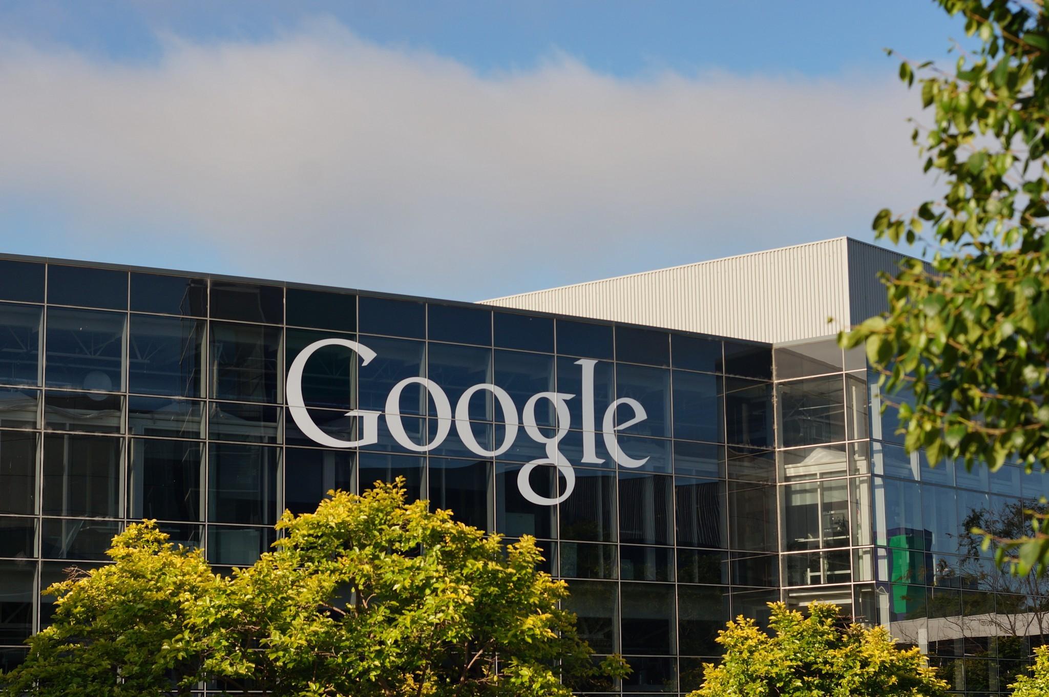 Компания Google обжаловала решение Еврокомиссии о штрафе на 1,5 млрд евро