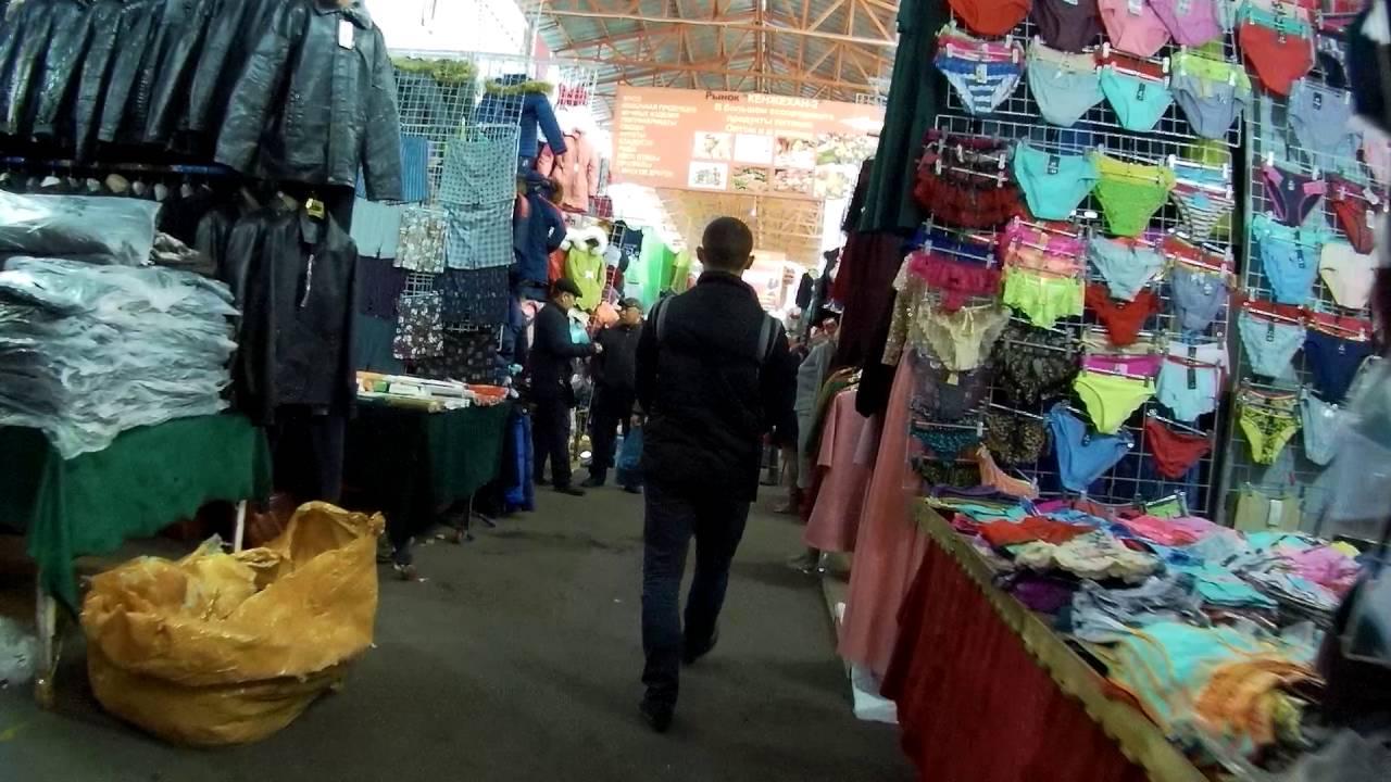 Непродовольственные рынки Алматы планируют открыть 1 июня