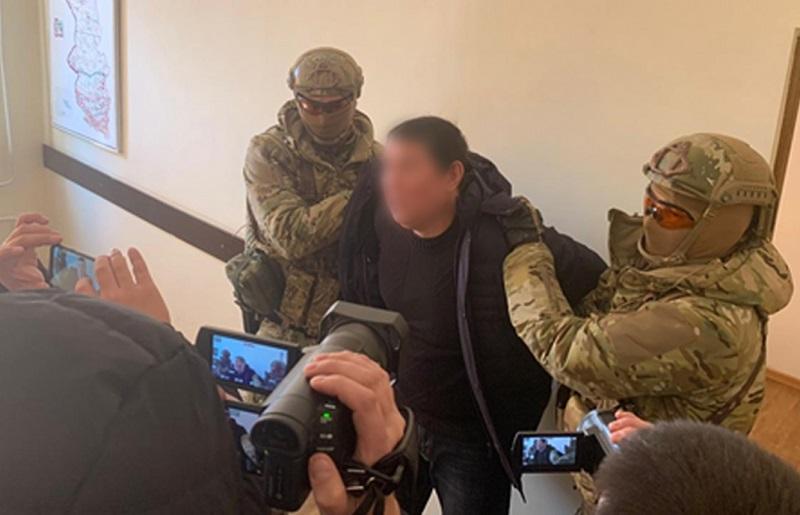 В Алматинской области задержаны лидер и участники ОПГ, подозреваемые в особо тяжких преступлениях