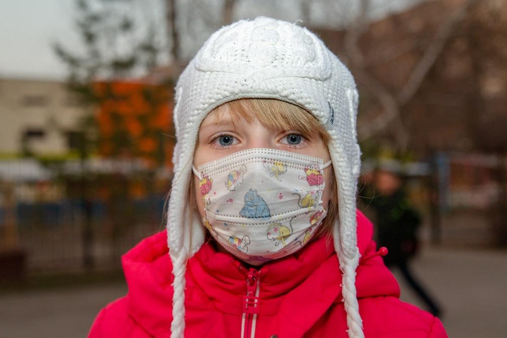 Детям до пяти лет можно не носить маски – минздрав
