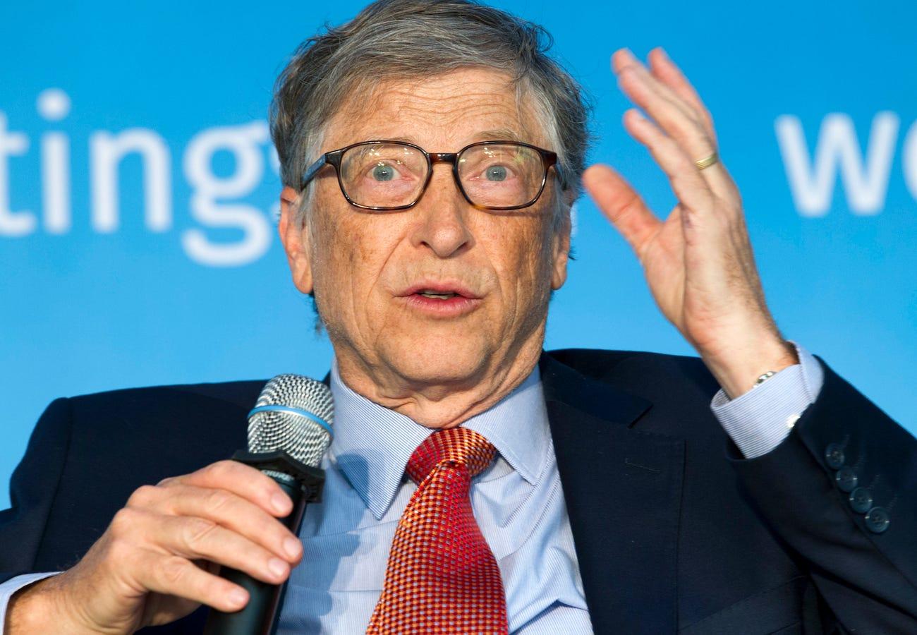 Билл Гейтс назвал бесполезными большинство анализов на коронавирус в США