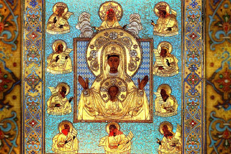 В Алматы прибудут две чудотворные иконы Пресвятой Богородицы – Феодоровская и древняя Курская Коренная