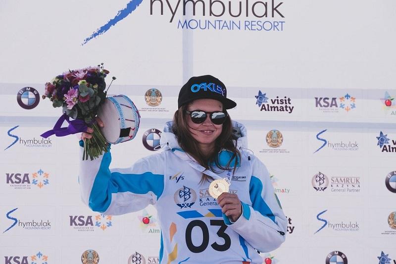 Юлия Галышева названа лучшим спортсменом декабря