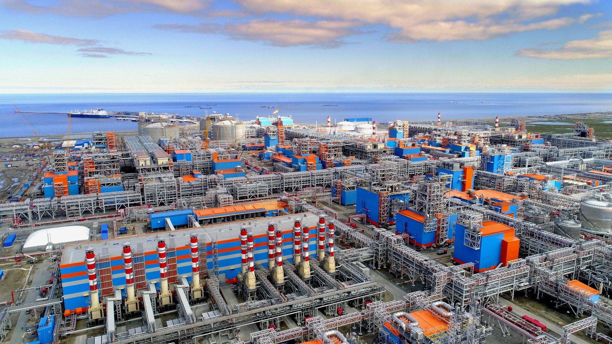 Завод по производству СПГ намерены запустить в Жамбылской области