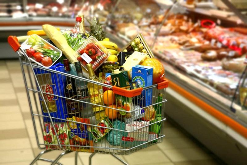 В январе цены на продукты питания выросли на 9,2%