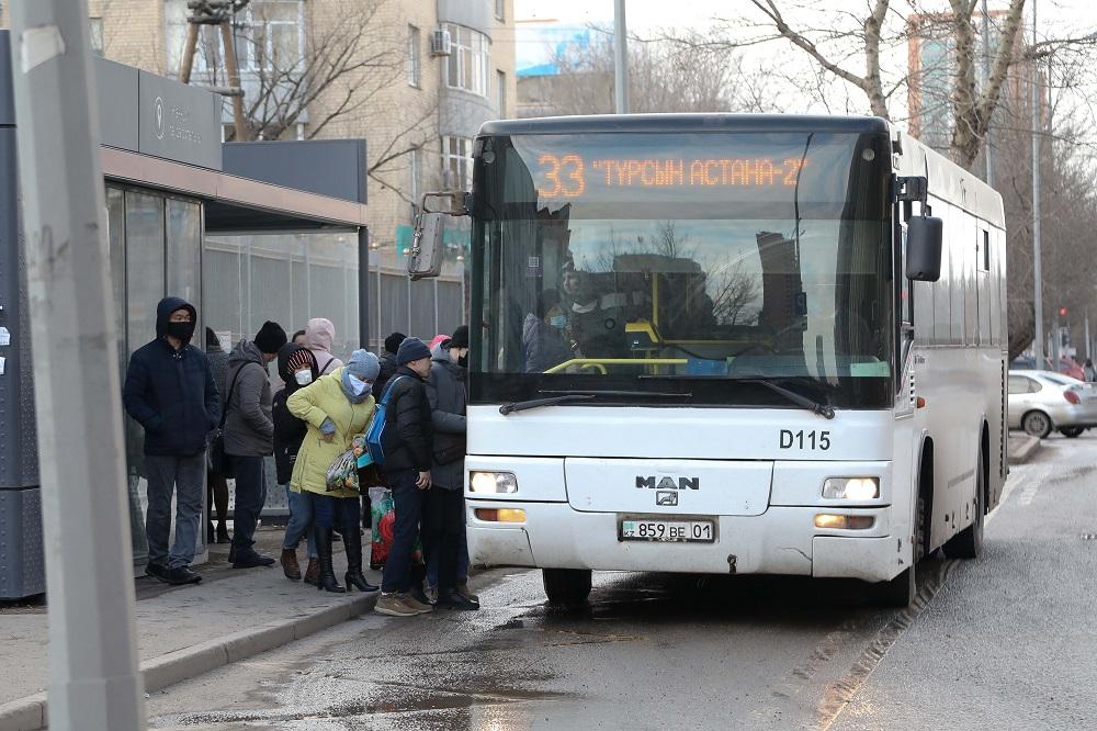 Соблюдается ли режим карантина в общественном транспорте столицы?