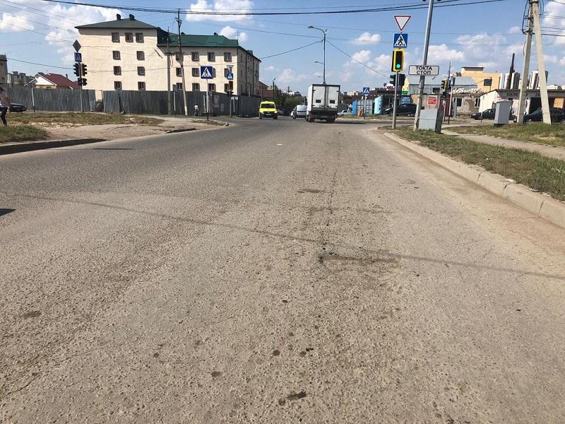 В Нур-Султане частично перекроют движение по улице Балкантау