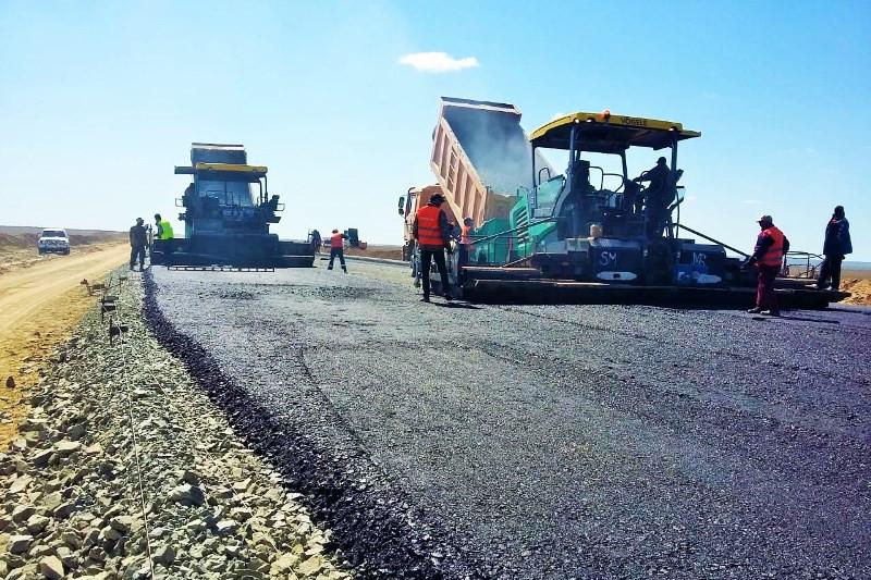 Расширяют автодорогу Актобе – Атырау – граница РФ