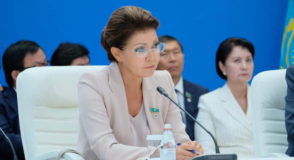 Дарига Назарбаева назвала топ-10 коррупционных поводов в Казахстане