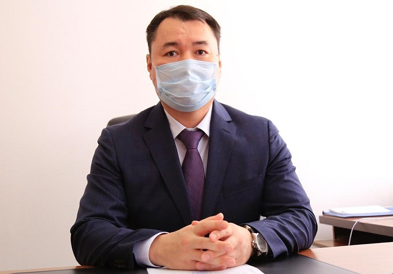 Азмуханов Канат назначен руководителем УВП Атырауской области