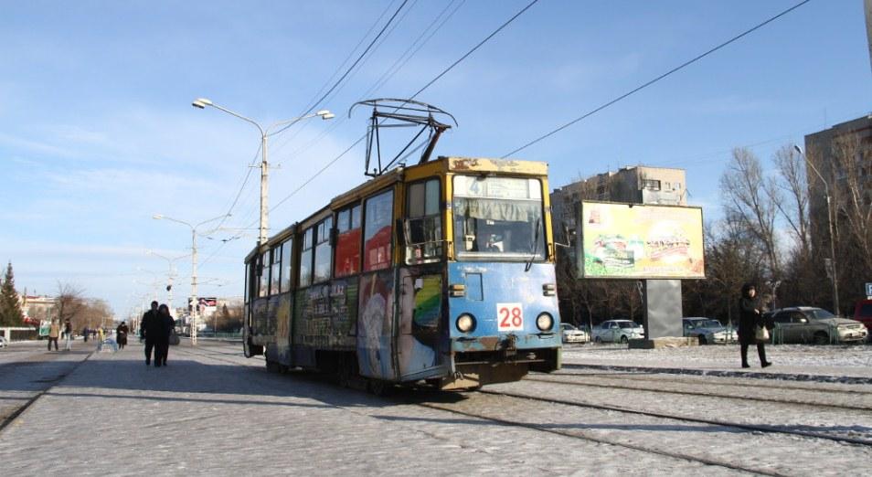 Трамваи Усть-Каменогорска уедут в акимат