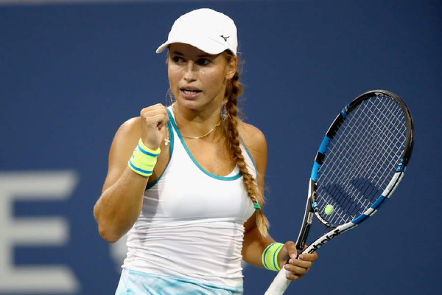 Путинцева вошла в топ-40 лучших теннисисток мира