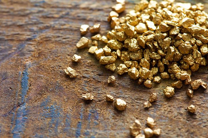 Спотовая цена на золото находится на уровне 1934 долларов США за унцию