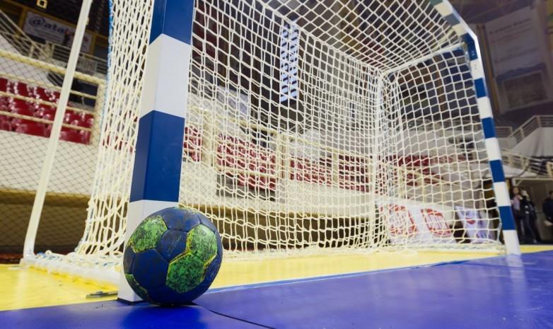 ЧА по гандболу: казахстанки вышли в полуфинал