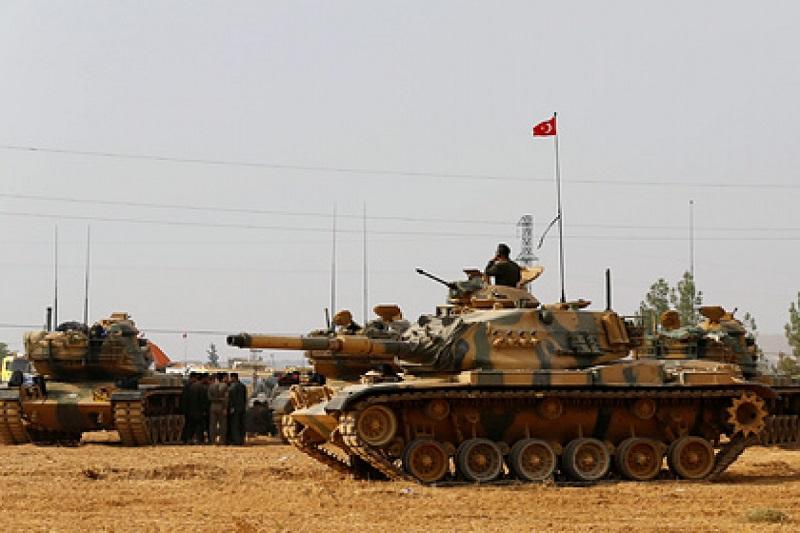Турция начала операцию в Ираке против РПК