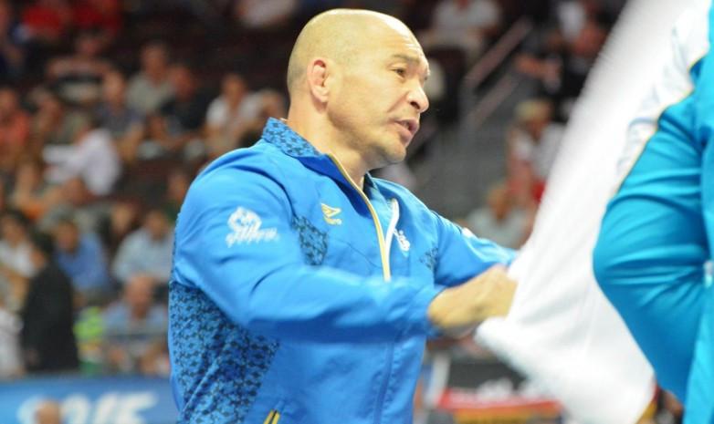 Бахтияр Байсеитов назначен главным тренером команды РК по греко-римской борьбе