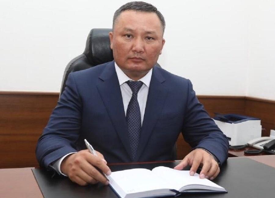 Канатбек Мадибек возглавил аппарат акима Жамбылской области