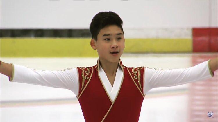 Golden Spin of Zagreb: казахстанцы завоевали две бронзовые медали