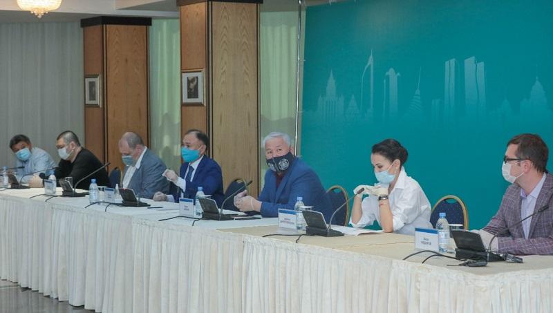 В Казахстане создано движение «Лига сторонников партии Nur Otan»