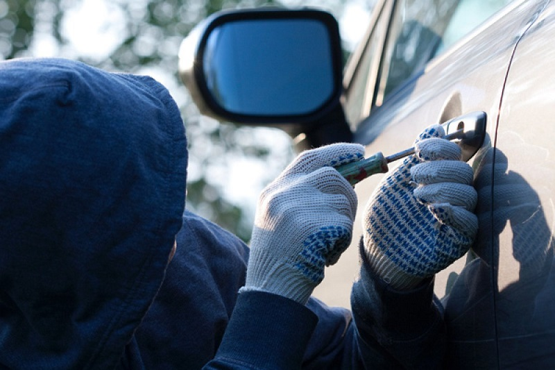 Стали известны самые популярные способы угона автомобилей