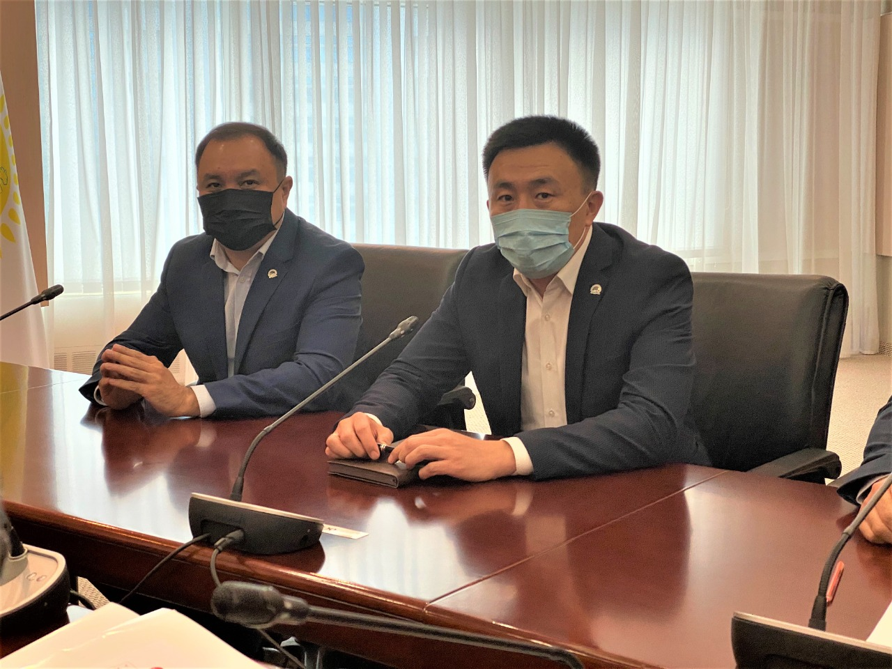 Руководителем Центрального аппарата партии Nur Otan назначен Мади Оспанов