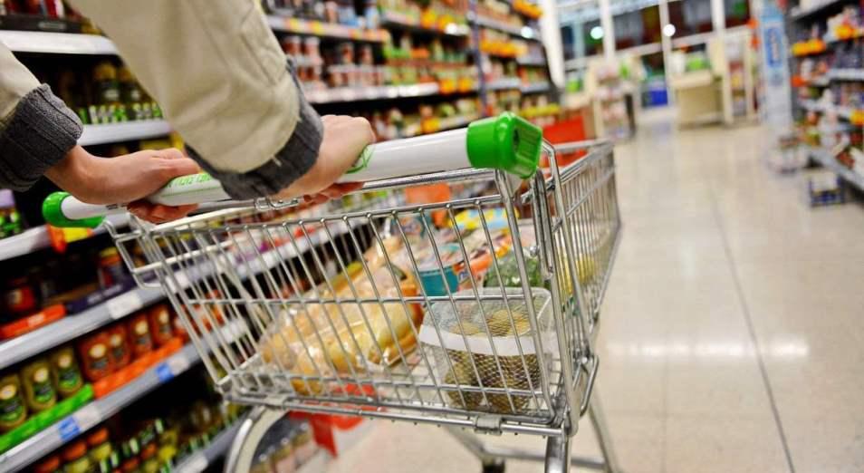 Цены на продукты растут рекордными темпами