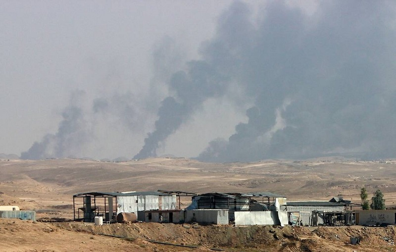 Иран выпустил по базам США 15 ракет, 11 попали в цель
