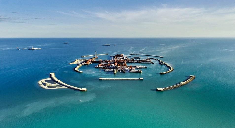 Когда добыча нефти на Кашагане восстановится до 400 тысяч б/с