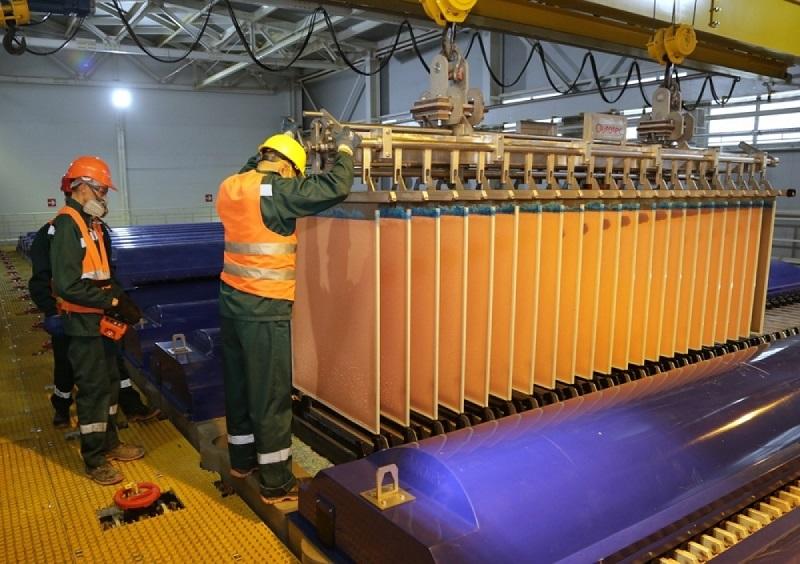 Завод по производству катодной меди намерены построить в ВКО
