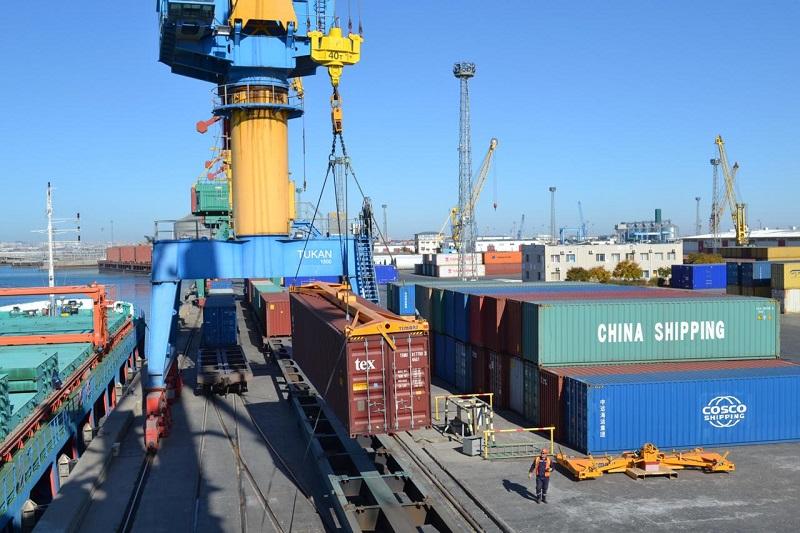 Запущен новый контейнерный сервис сообщением Сиань – Прага