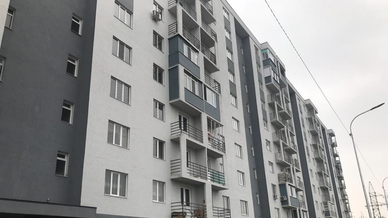 Ежегодно в Казахстане планируют выделять шесть тысяч квартир для многодетных семей