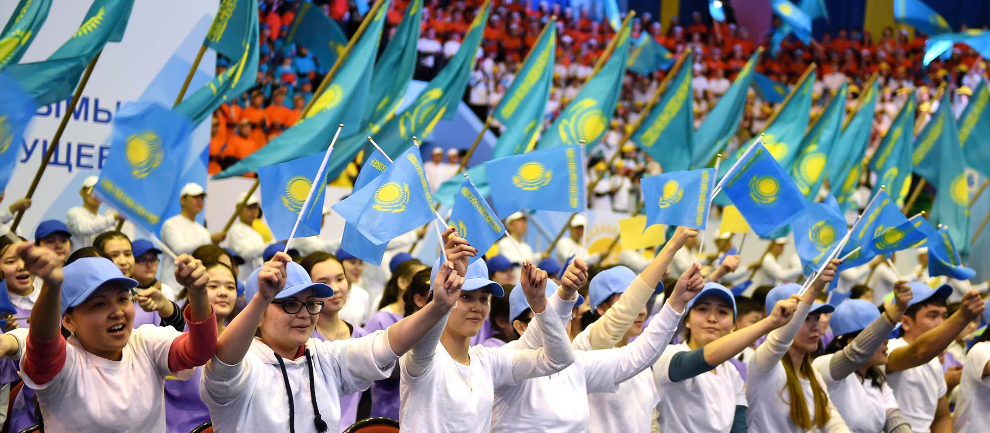 Численность молодёжи в Казахстане составляет 4 млн человек