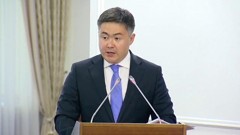 Тимур Сулейменов: С госдолгом у нас нормальная ситуация