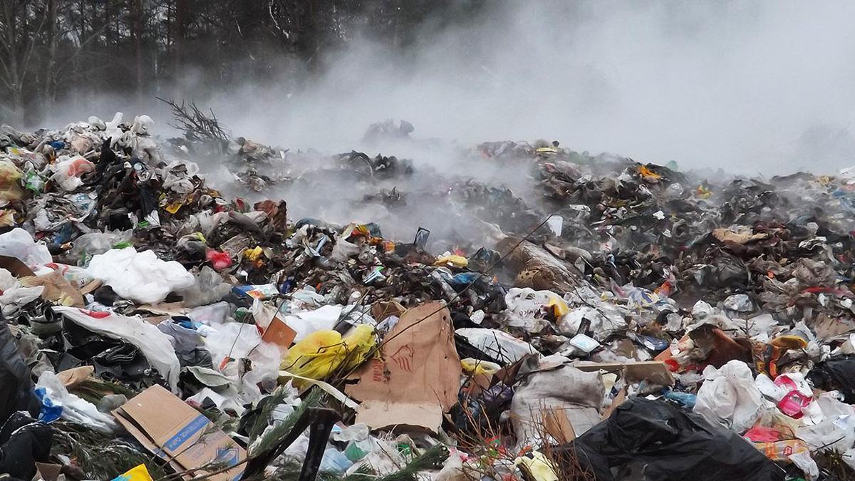 Сельчане против строительства мусорного полигона