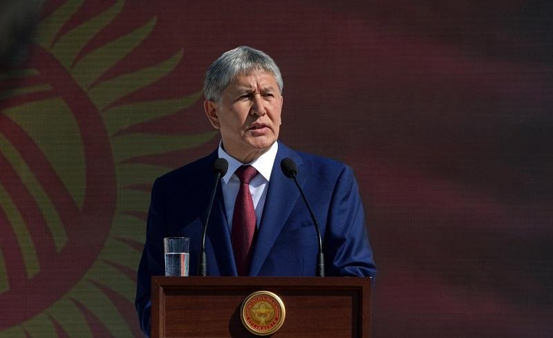 Атамбаев призвал посадить его на любой срок, но освободить его сторонников