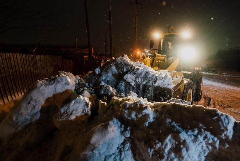 Алтай Кульгинов – акимам районов: «Каждый день обходите территории и контролируйте уборку снега»