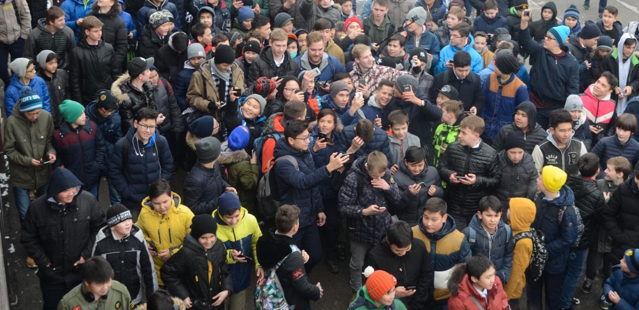 Население Казахстана превысило 18,8 млн человек
