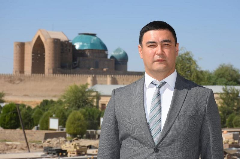Улан Тажибаев стал заместителем акима Туркестанской области