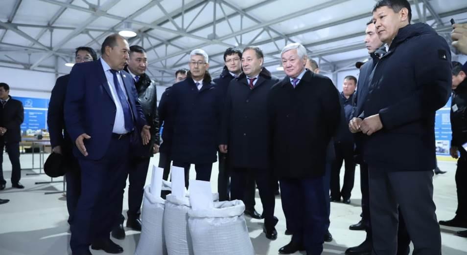 Б. Сапарбаев: «Долгосрочные контракты станут стимулом для развития местных предпринимателей»