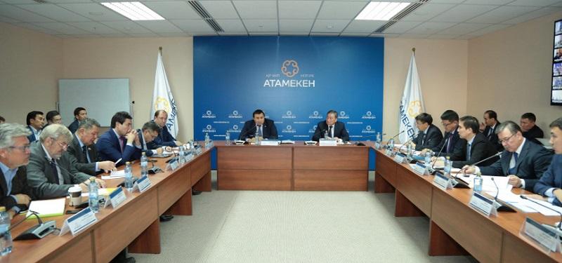 НПП РК «Атамекен» и МСХ  намерены помочь аграриям
