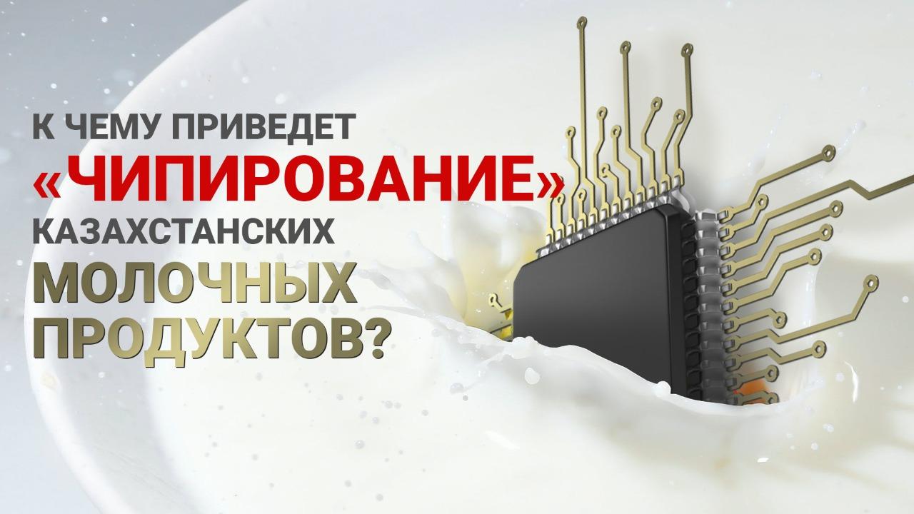 Почему казахстанские молочники против новой системы маркировки товаров?
