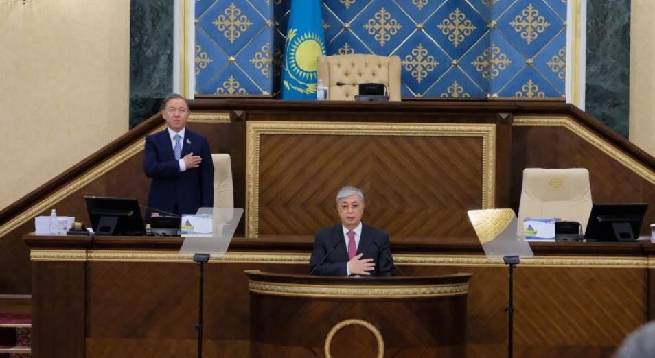 Касым-Жомарт Токаев поручил ужесточить наказание за преступления против личности