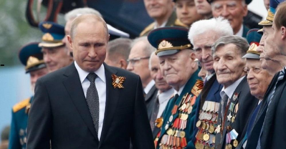 Кремльдің жоспарын күйреткен көктем
