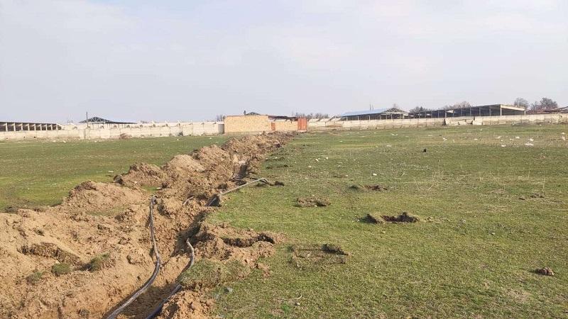 Близ границы Казахстана с Кыргызстаном обнаружили подземную магистраль для незаконной перекачки ГСМ