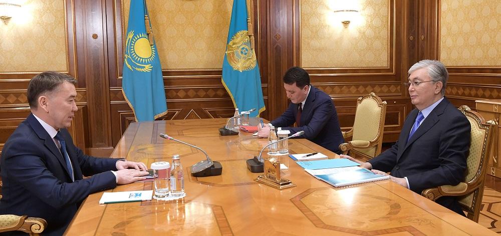 Президент РК обсудил с членами Нацсовета общественного доверия вопросы улучшения эффективности социальной политики